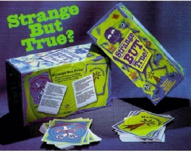 Strange But True Board Game by LOLO Company