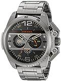 Diesel Men's DZ4363 Ironside Analog Display Analog Quartz Grey Watch