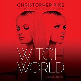 Witch World audiobook cover art