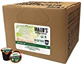 Maud's Righteous Blends - Organic Medium Roast Coffee, Recyclable Single Serve Gourmet Coffee Pods, K-Cup Compatible, Organic Fanatic House Blend - 100 Count