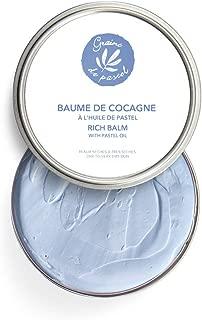 GRAINE DE PASTEL Baume de Cocagne Visage & Corps à l'Huile de Pastel (FACE ABD BODY BUTTER) 200ml/8;8 floz