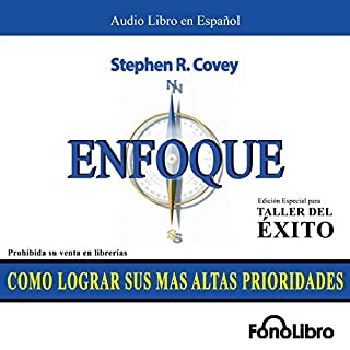 Enfoque (Texto Completo) audiobook cover art