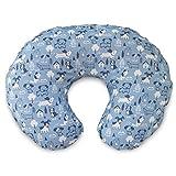 Boppy Original Pillow Cover, Blue Dog Park, Cotton Blend Fabric with...