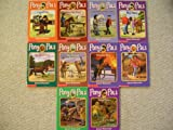 Pony Pals Set 11-20 (Circus Pony~Keep Out Pony~Girl Who Hated Ponies~Pony-Sitters~Blind Pony~Missing Pony Pal~Detective Pony~Saddest Pony~Moving Pony~Stolen Ponies)