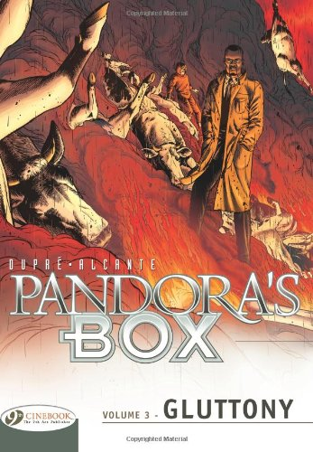 Pandora's Box - tome 3 Gluttony (03)