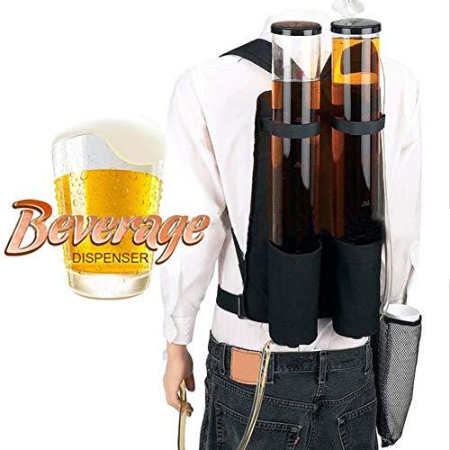 mochila cerveza dispensador