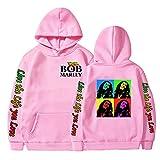 UBUB Harajuku 3D Hoodies Bob Marley Print Herrenbekleidung Sweatshirts Herbst Casual Oversized Hoodie Frauen Hip Pop Bob Marley Tops