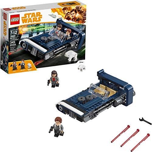 Han Solo Landspeeder LEGO Star Wars 75209 - 345 Pièces - 0