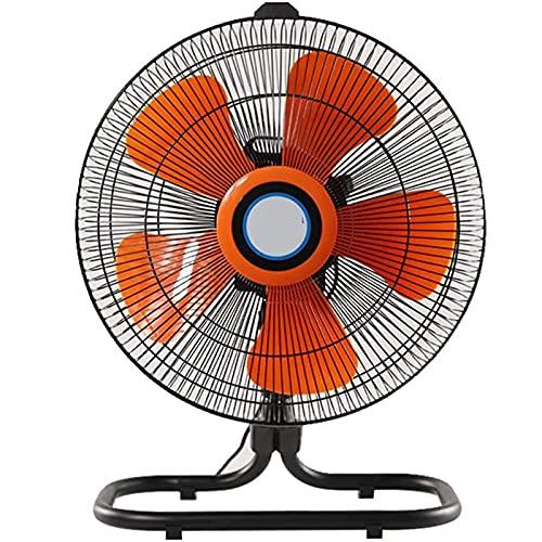 Ventilador de escritorio para el hogar Potente ventilador eléctrico puede agitar su ventilador de cabeza de la cabeza ventilador industrial ventilador de piso de alta potencia ventilador