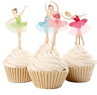 Best dance cake decorations Reviews