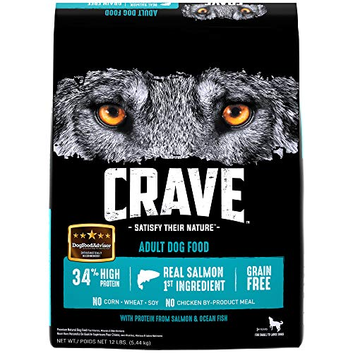 Crave Grain-Free Adult Protein Dog Food
