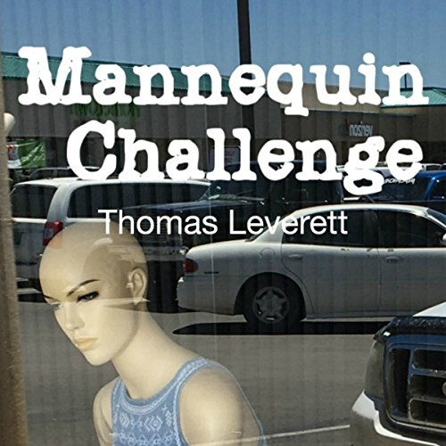 Mannequin Challenge audiobook cover art