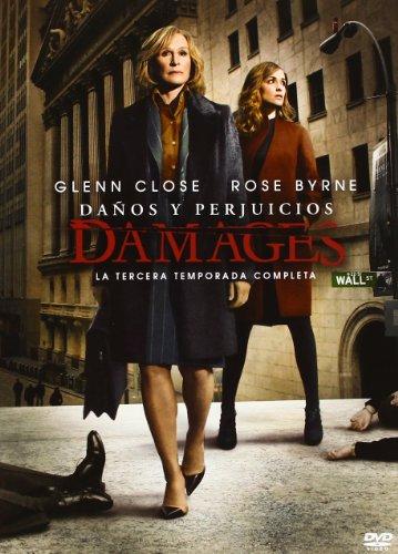 Daños Y Perjuicios T3 (3) [DVD]