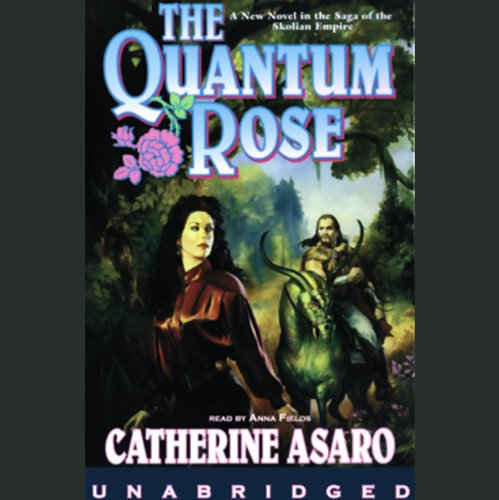The Quantum Rose cover art