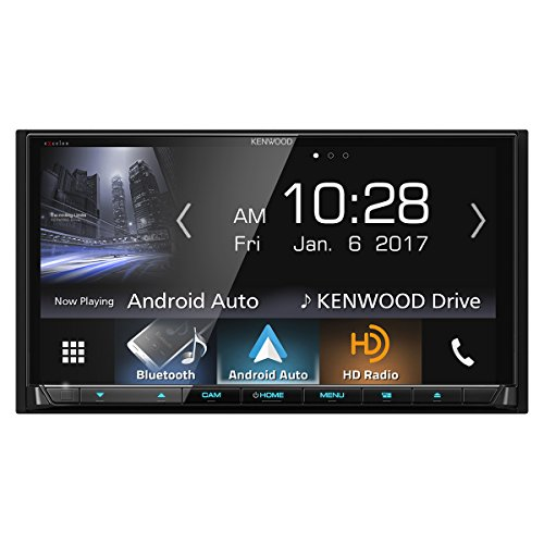 Kenwood Excelon DDX9904S In-Dash DVD Receiver with Apple CarPlay &...