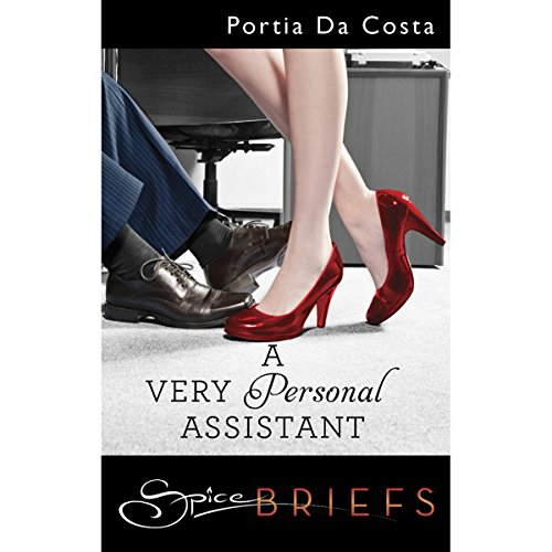 A Very Personal Assistant audiobook cover art
