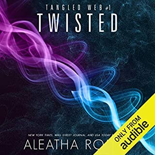 Twisted                   By:                                                                                                                                 Aleatha Romig                               Narrated by:                                                                                                                                 Charlotte North,                                                                                        Jacob Morgan                      Length: 5 hrs and 27 mins     135 ratings     Overall 4.3