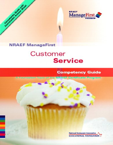 NRAWF ManageFirst Customer Service Competency Guide