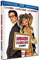 Arnaque à l'anglaise - Gambit [Blu-ray]