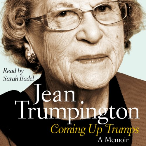Coming Up Trumps: A Memoir audiobook cover art