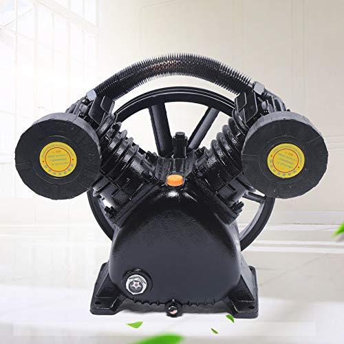 2 Zylinder Kompressor,Kompressor Aggregat,Neuer Druckluft Kompressor Aggregat Typ V 2 Zylinder 4 KW 900 U/min,Kompressor Luftdruck Aggregat max 0,8 MPa für die chemische Industrie