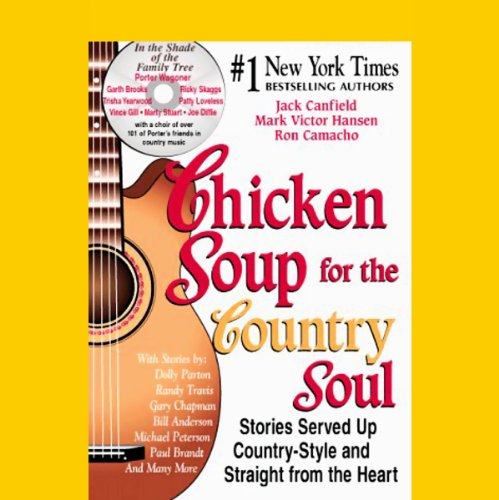 Chicken Soup for the Country Soul audiobook cover art