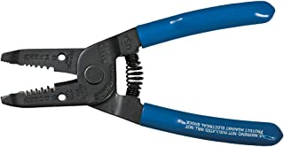 Multi-Purpose Wire Stripper and Cutter for 10-20 AWG Solid Wire and 12-22 AWG Stranded Wire Klein Tools 1011