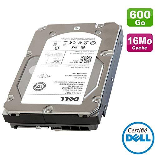 """Dell Seagate ST3600057SS 9FN066-150 0W347K - Disco duro (600 GB, SAS 3,5"""")"""