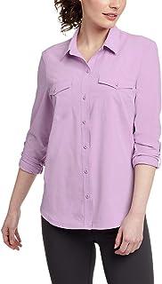 Eddie Bauer Women's Departure 2.0 Long-Sleeve Shirt
