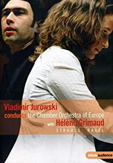 Vladimir Jurowski Conducts the Chamber Orchestra of Europe With Helene Grimaud [DVD]