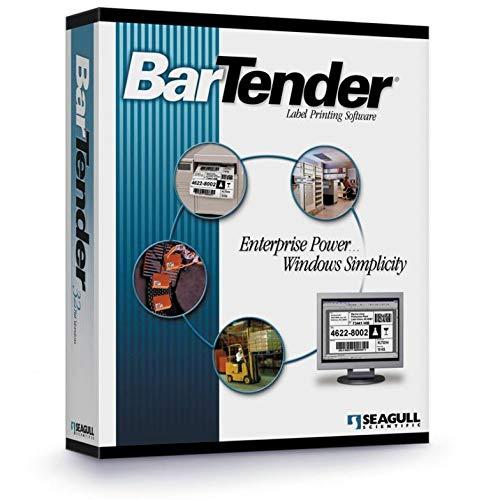 Bartender Software - 2019 Automation Edition (Printer License)