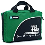 General Medi 160 Piece Compact First Aid Kit Bag - Including Cold (Ice) Pack, Emergency Blanket, Moleskin Pad,Perfect… 2