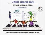 CURSO DE PIANO FACIL SEGUNDA PARTE + CD