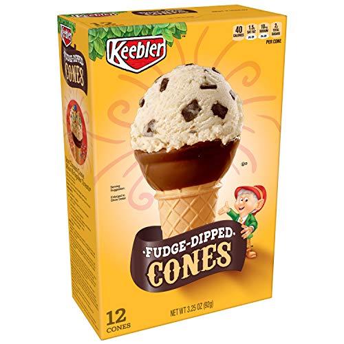 Keebler Ice Cream Cones