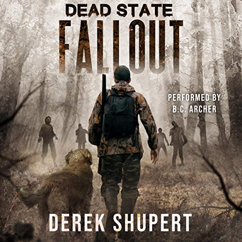 Dead State: Fallout cover art