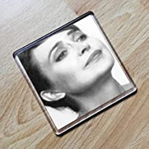 Annie POTTS - Original Art Coaster #js002