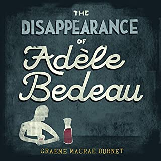 The Disappearance of Adele Bedeau cover art