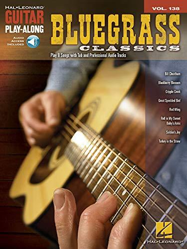 Guitar Play-Along Volume 138: Bluegrass Classics: Play-Along, CD für Gitarre