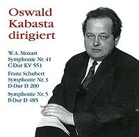 Conducts Mozart/Schubert