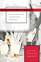 Degrees Without Freedom?: Education, Masculinities, and Unemployment in North India by Craig Jeffrey Patricia Jeffery Roger Jeffery(2007-11-29)