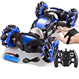 2020 New Upgrade Remote Control Stunt Car 4WD 2.4Ghz Double Sided 360° Rotating Dual RC Car 30 km/H...
