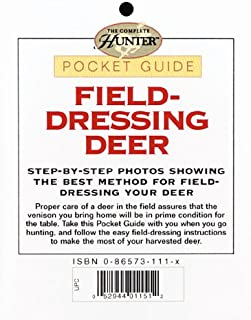Field-Dressing Deer Pocket Guide (Complete Hunter)