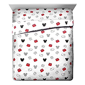 Best mickey mouse bed sheets queen Reviews