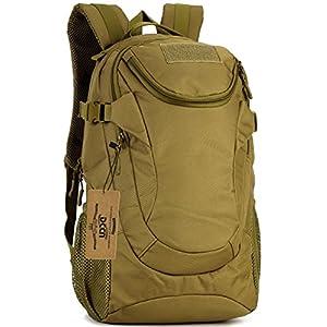 51MHFtOnaKL. SS300  - DCCN 25L Táctica Mochila al Aire Libre Mochila de Acampada Ciclismo Senderismo Deporte Backpack para Hombre Mujer