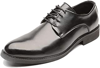 Men's Business Oxford Casual Fashion Classical Satisfying Color Gentleman Style Formal Shoes casual shoes (Color : Black, Size : 44 EU)