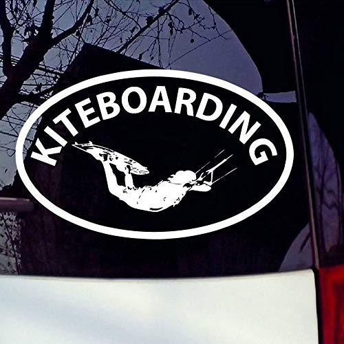 Kiteboarding Modified Car Decoration Stickers Scratches Cover Personality...