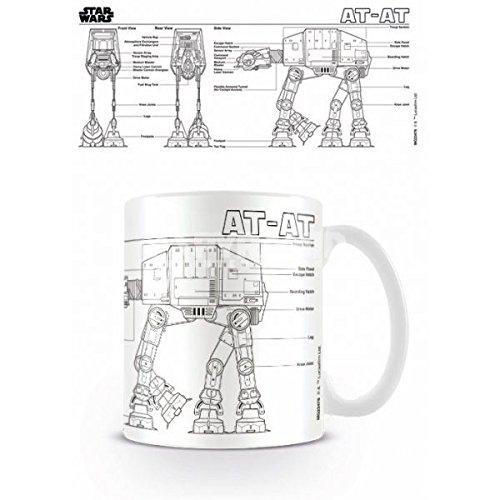 cotton division Mug Star Wars VII - AT-AT - Legend Icon