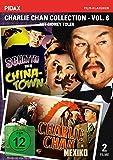 Charlie Chan Collection, Vol. 6 / (Charlie Chan in Mexiko + Schatten über Chinatown) [DVD] [1946]