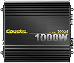 MTX Audio 1000C1 Coustic Car Amplifier