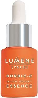 Lumene Valo Glow Boost Essence Mini Facial Moisturizer - 0.5oz